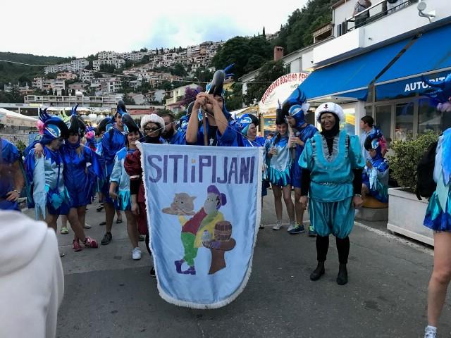 Nikad raskošniji ljetni karneval u Rapcu
