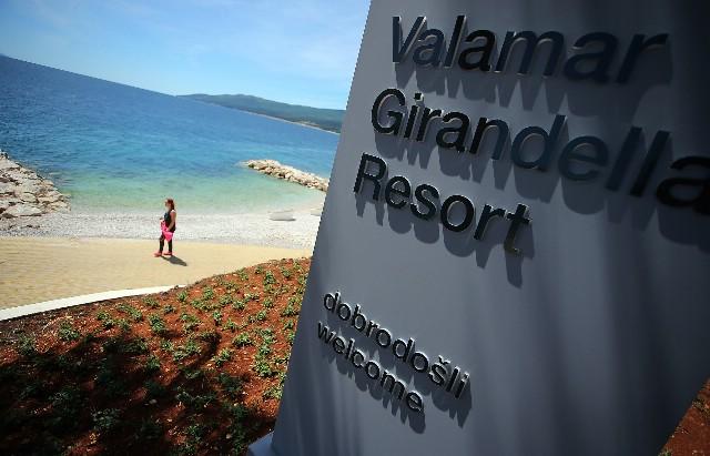 Dječji vrtić Pjerina Verbanac kum je novog igrališta u Valamar Girandella Resortu