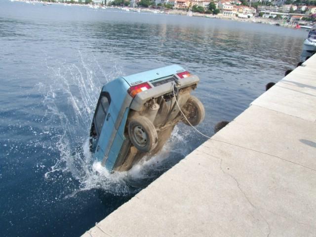 Društvo podvodnih aktivnosti Rabac održalo vježbu traganja i spašavanja na moru