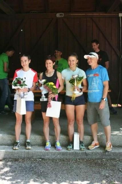 Barbara Belušić državna prvakinja u planinskom trčanju