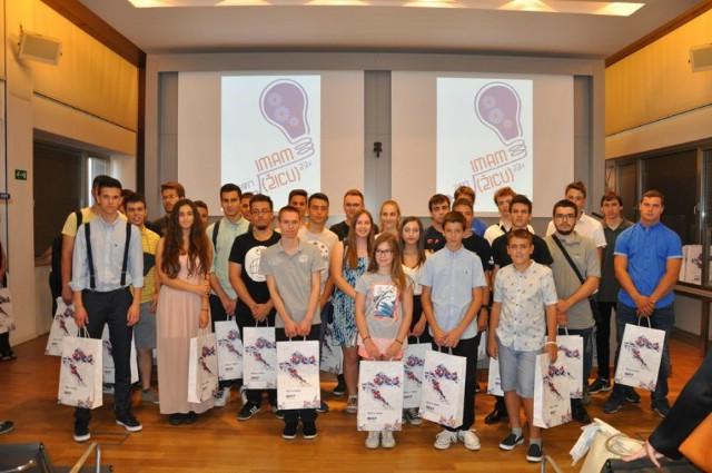 Učenici iz Labina i Pazina osvojili HEP-ovu nagradu IMAM ŽICU!