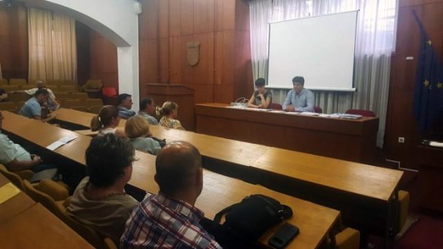 """Na sjednici Skupštine LAG-a """"Istočna Istra"""" Valter Glavičić izabran za novog predsjednika LAG-a"""