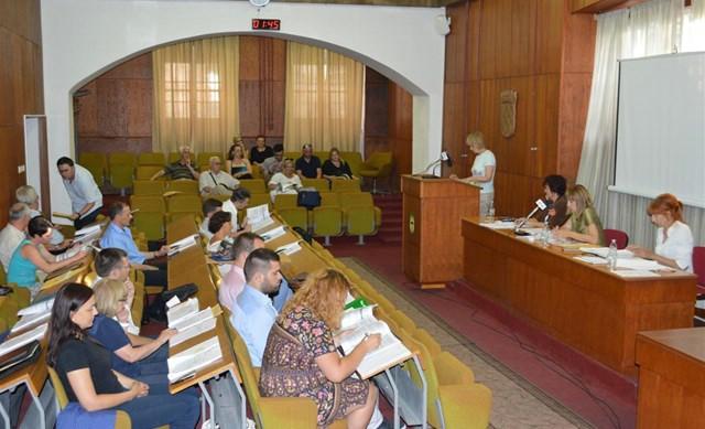 Povećan proračun, najavljena tematska sjednica o Prtlogu