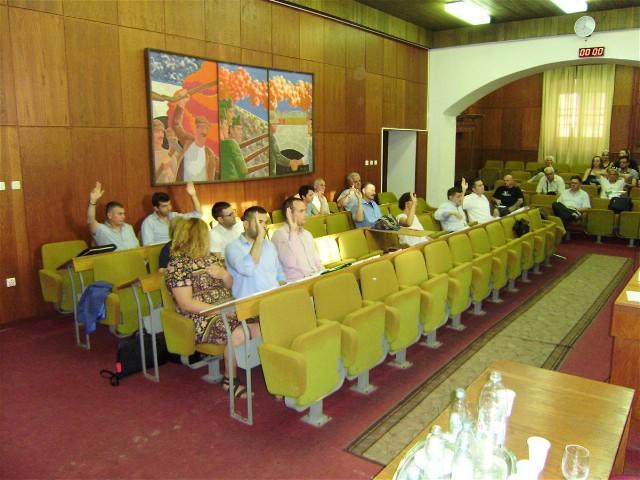 Održana druga redovna sjednica Gradskog vijeća
