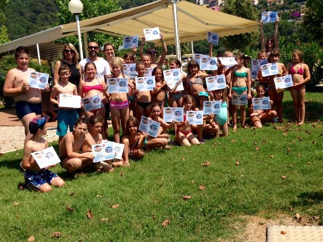 Uspjeh škole plivanja – za djecu iz Kršana