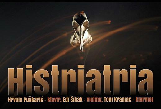 Koncertom ansambla Histriatria započinje Klasično ljeto