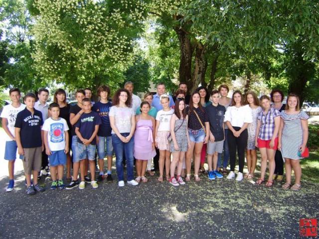 Najuspješnije učenike Općina Sveta Nedelja nagradila bonom od 500 kuna