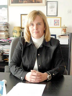 Dr. Helena Vlačić voditeljica Doma zdravlja
