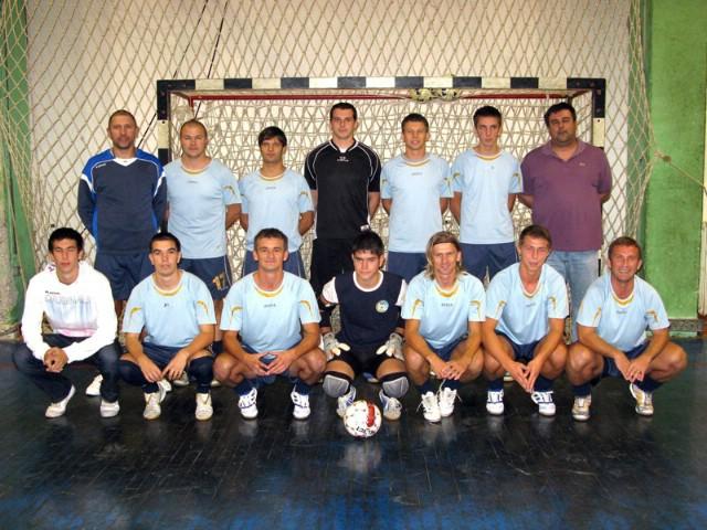 I Hrvatska malonogometnma liga: Square - Potpićan ''98 1:0