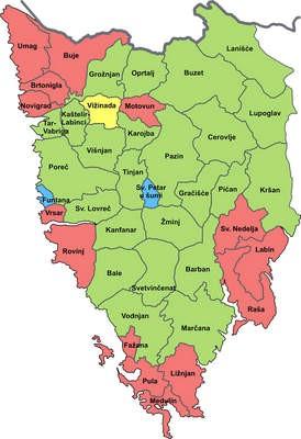 Ususret izborima za peti saziv Skupštine Istarske županije - izazov prve osobne kampanje