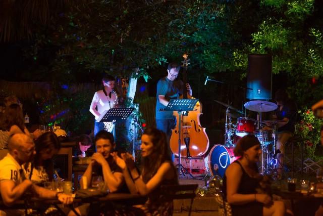 Rabac pleše uz Street Music program