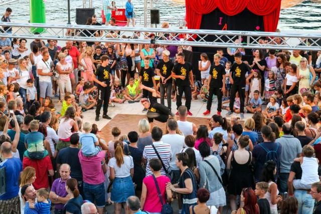U Rapcu održana Noć uličnih svirača i zabavljača