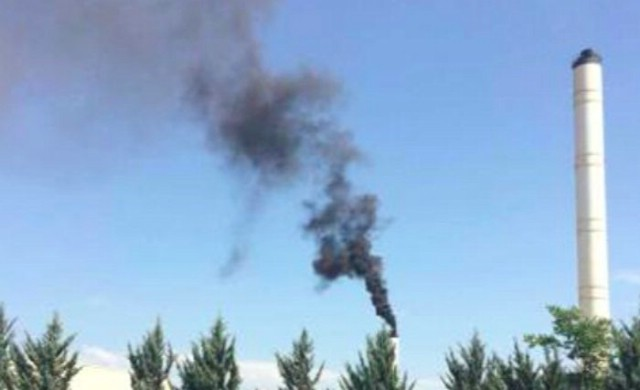Požar u Rockwoolu