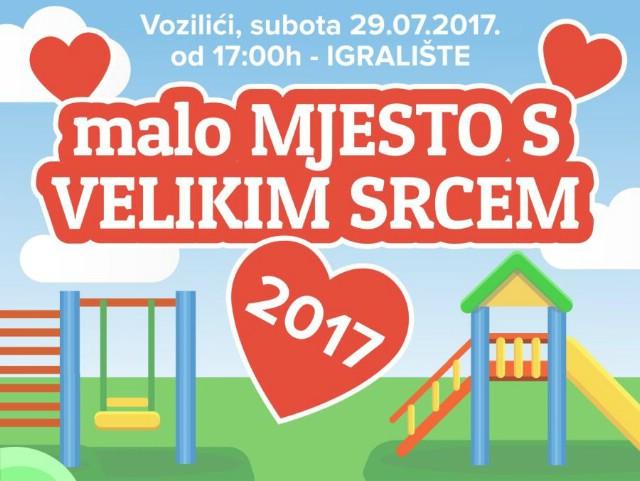 Humanitarni malonogometni turnir VOZILIĆI 2017. 29.7. - Malo mjesto s velikim srcem