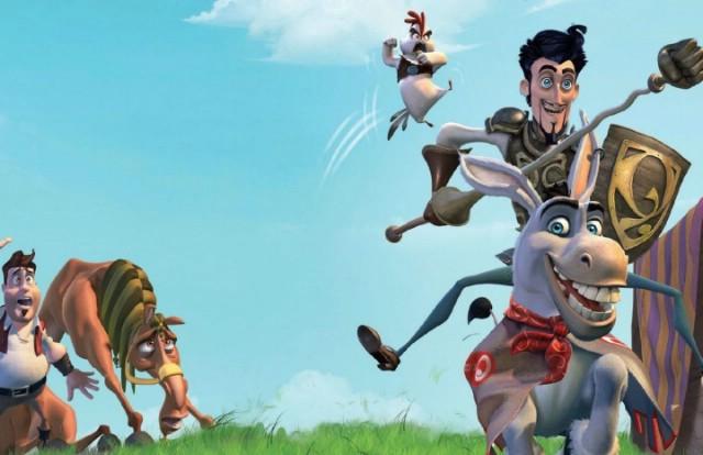 Na Ljetnom kinu animirani film