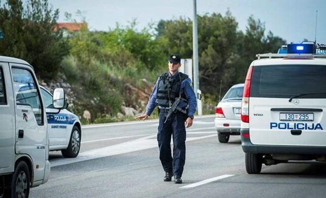 Oružani prepad kod Nove vasi: Opljačkano zaštitarsko vozilo Sigurnosti Labin
