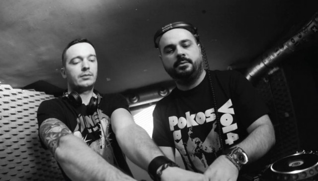 PEZNT - Blacksoul & Mark De Line @ Movie Bar, Rabac 28.07.2017.