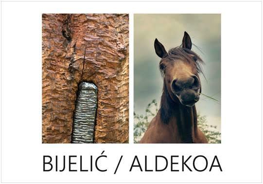 Sajo Safet Bijelić i Goiuri Aldekoa-Otalora izlažu u Glaeriji Alvona