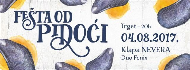 Riva Trget: Fešta od pidoći 4.8.2017.