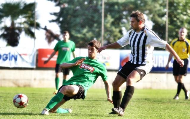 Nogomet: Remi protiv Opatije, Jokić debitirao pogotkom