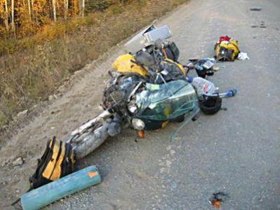 Kraj Labina teško ozlijeđen 23-godišnji motociklist