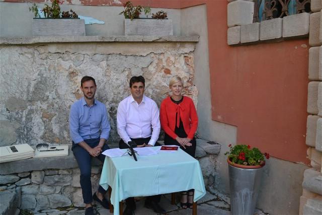 Ako Raša ne želi u zajednički sustav, Labin, Hrvatske vode i ostale općine nastavljaju gradnju odvodnje bez njih