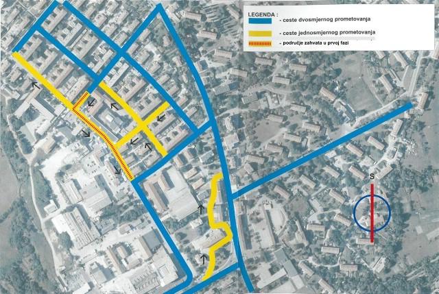 Dio Rudarske ulice postaje jednosmjeran