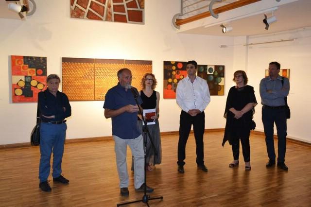 U Gradskoj galeriji Labin i Narodnom muzeju Labin otvorena RETROSPEKTIVA Quintina Bassanija