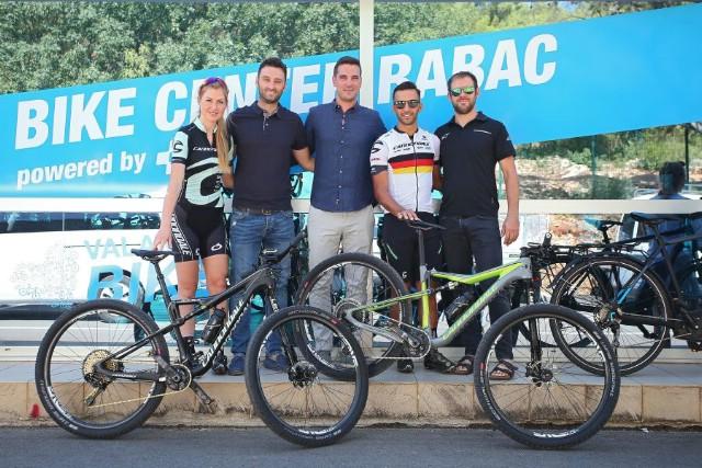 Krema svjetskog MTB biciklizma u Rapcu