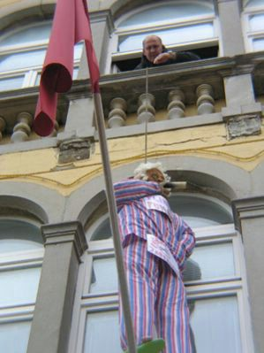 Politička otklizavanja labinskih maškara: Plinio & Tulio