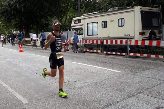Dean Sošić uspješan na svjetskom Ironmanu u Hamburgu