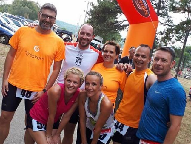 Natjecatelji Triatlon kluba Albona Extreme prošlog vikenda nastupali u Barbanu, Hvaru i Murskoj Soboti