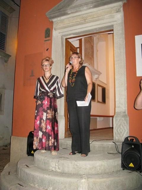 Otvorena izložba Tee Bičić u Galeriji Alvona