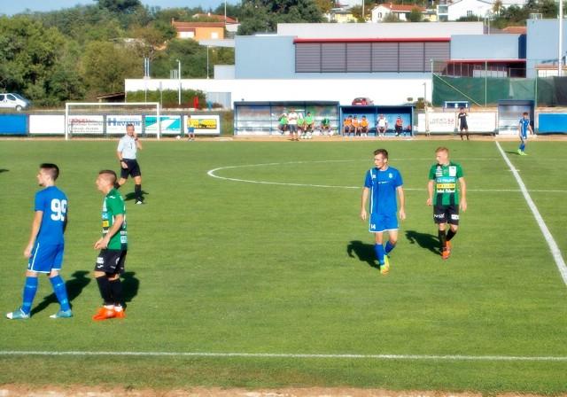 Nogomet: PAZINKA – RUDAR 0:1 (0:0)