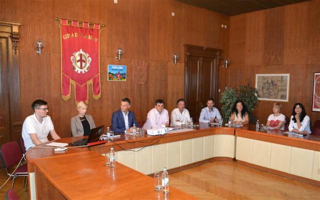 Održan sastanak sa Županom Istarske županije