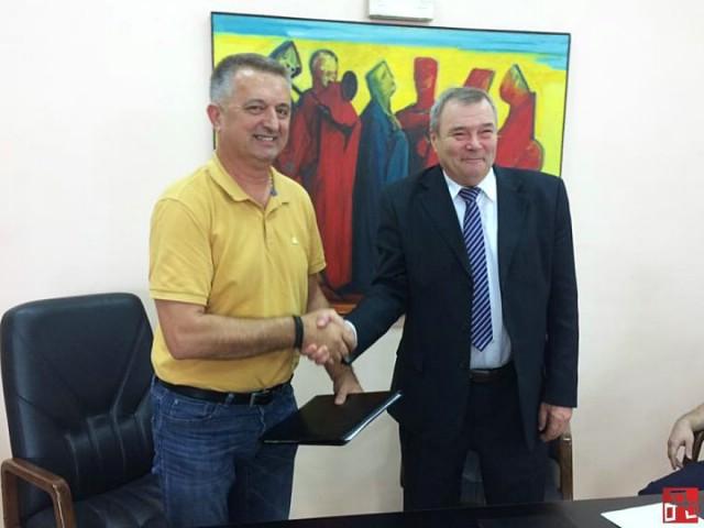Potpisan ugovor o početku izgradnje dječjeg vrtića u Vrećarima