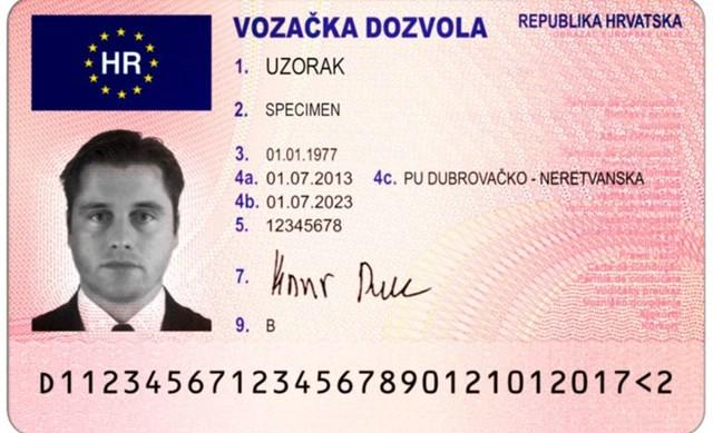 Podnošenje zahtjeva za vozačku dozvolu elektroničkim putem
