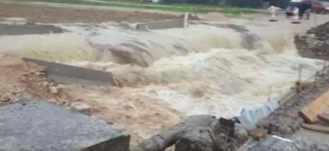 U Potpićnu u tri sata palo 180 litara kiše