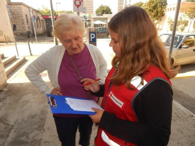 Povodom Svjetskog dana prve pomoći provedena anketa o pružanju prve pomoći