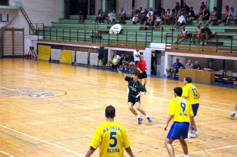 Prijateljska rukometna utakmica: RK Poreč-RU Mladir rudar 34:25 (20:16)