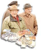 Financijske donacije udrugama: Najveće potpore umirovljenicima