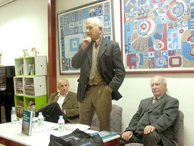 Milan Sijerković na predstavljanju svoje knjige u Labinu: Vrijeme nas uvijek može iznenaditi
