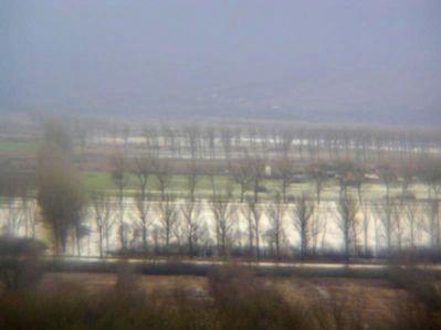 Ponovno otvorena cesta Pula-Labin, evakuirani stanari u Most Raši, poplavljeno Čepićko polje
