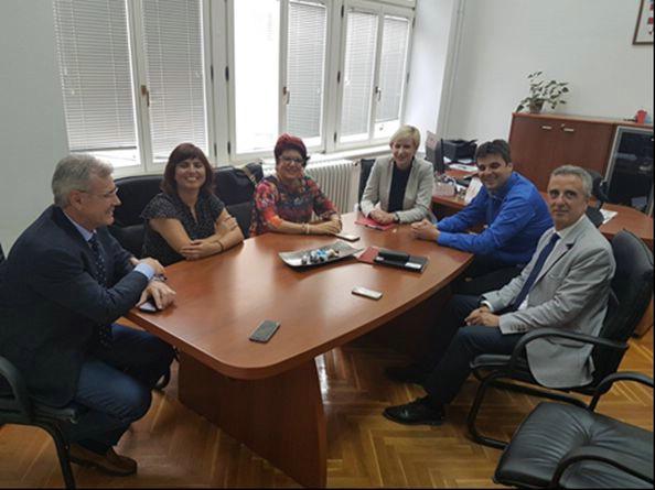 Partneri u sklopu EU projekta SUPPORT posjetili Labin