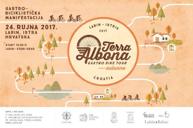 """260 sudionika prijavljeno za biciklističku vožnju """"Terra Albona"""""""