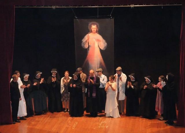 """U nedjelju kazališna predstava """"Faustina – Božje ime je milosrđe"""""""