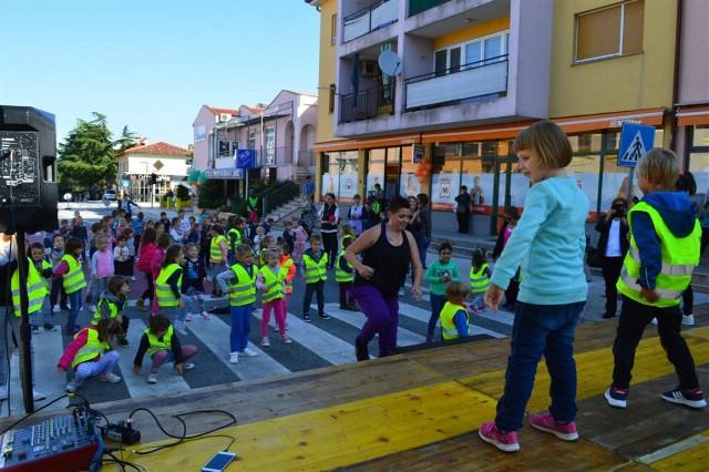 Labin: Centar grada na jedan dan bez automobila