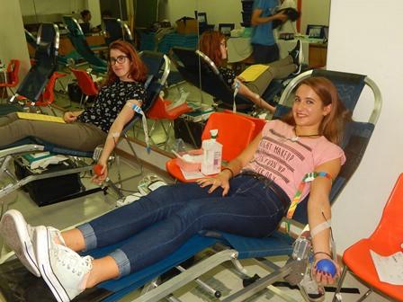 Na akciji u Labinu prikupljeno 69 doza krvi