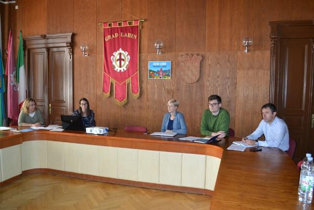 Održan 3. sastanak u gradu Labinu u sklopu projekta MITOMED+