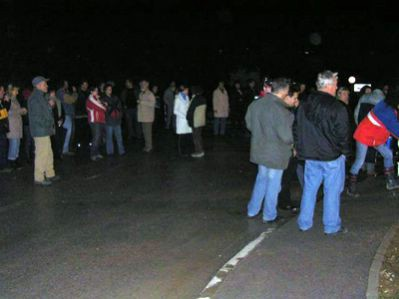 Dim iz Rockwoola ponovo okupio prosvjednike
